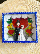 Day of the dead nicho - colibrilove