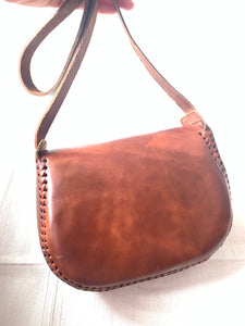 Chiapas classic leather bag
