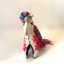 Wool Unicorn - colibrilove
