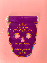 Day of the dead papel picado - colibrilove
