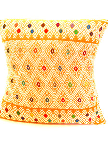 San andres pillow case- orange