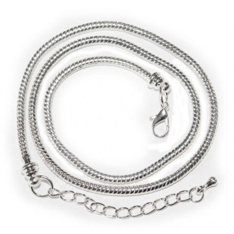 18 Inch  Screw End Starter Necklace