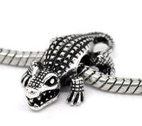 Alligator Charm Bead