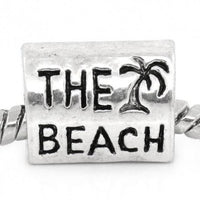 The Beach Charm Bead