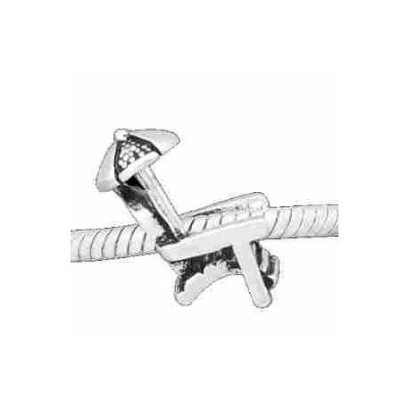 Beach Chair Charm Bead