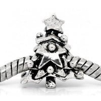 Christmas Tree Charm Bead