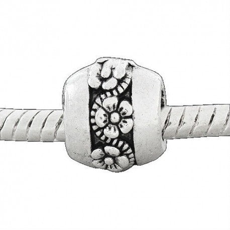 Flowers Spacer Bead