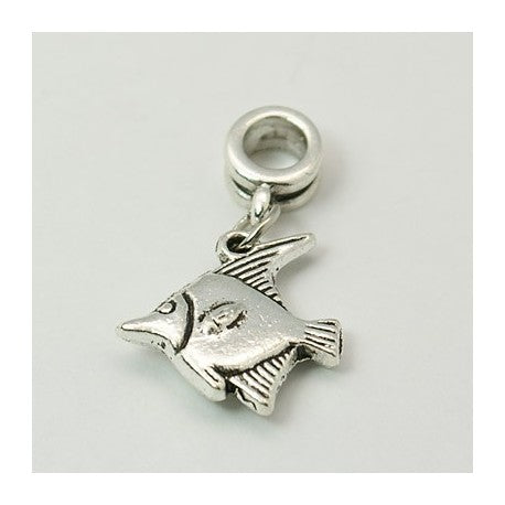 Fish Dangle Charm Bead