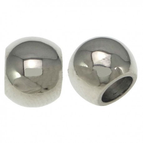 Stainless Steel Spacer Bead