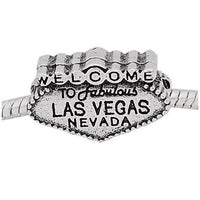 Welcome to Las Vegas Charm Bead