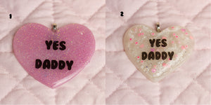 Large Resin Pet Tags - Premade