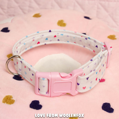 Cutesy Pup Collar - 14 to 21 inches
