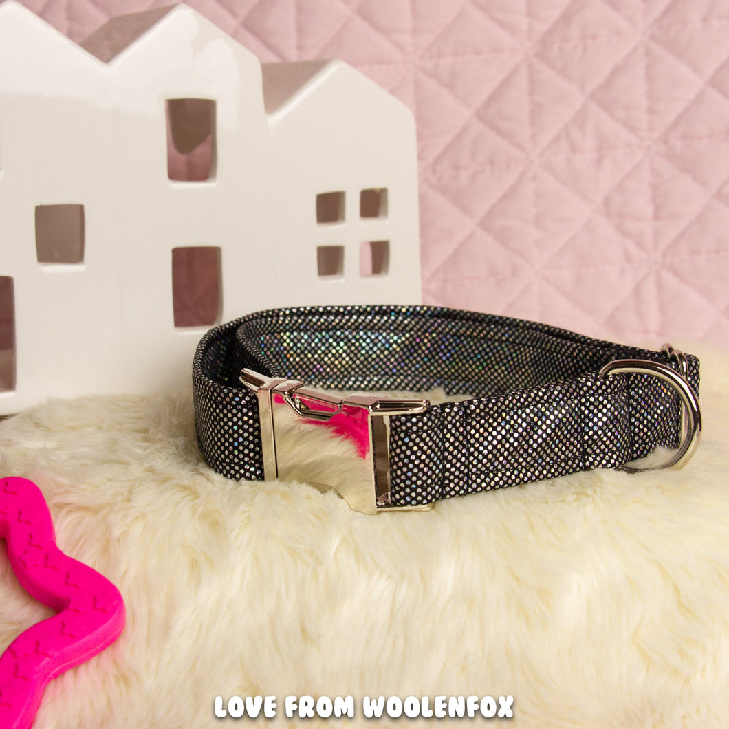 Holo Pup Collar - 15 to 23 inches