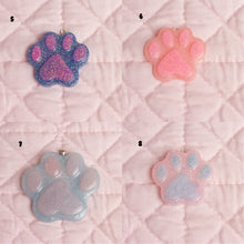 Resin Paw Charms