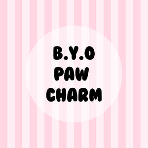 Build Your Own Paw Charm