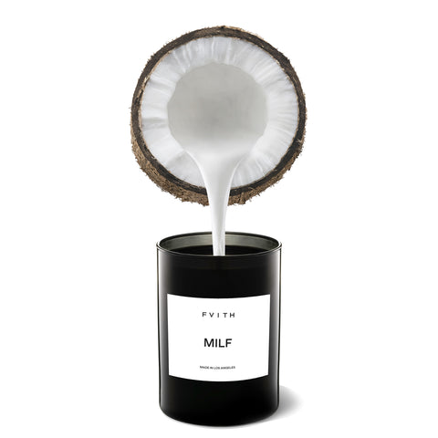 MILF Scented Candle