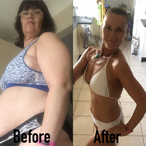 How this woman lost 31kg in 3 months with no exercise