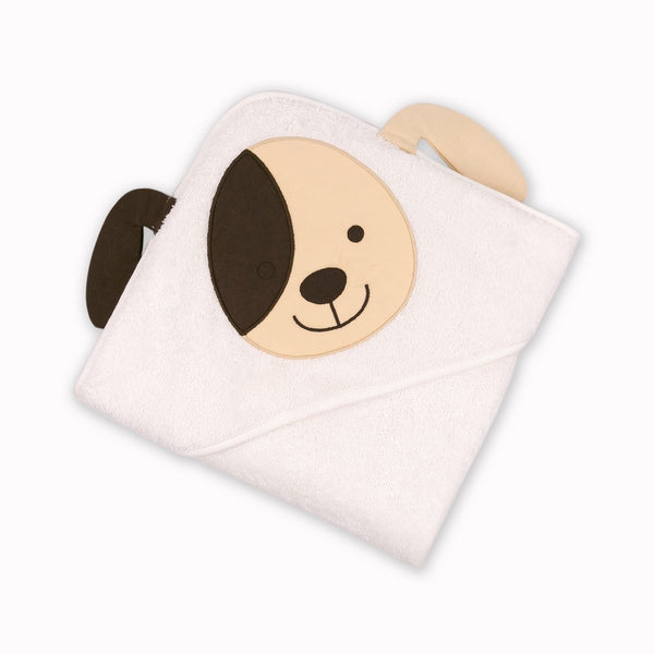 Hooded Towel Dog