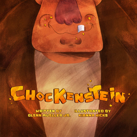 Chockenstein Children's Book
