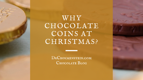Why chocolate coins at Christmas?