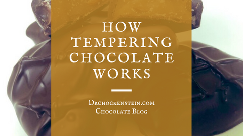 How tempering chocolate works