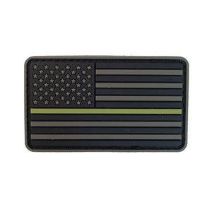 THIN GREEN LINE PATCH - ONLY