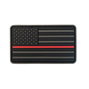 THIN RED LINE PATCH-ONLY