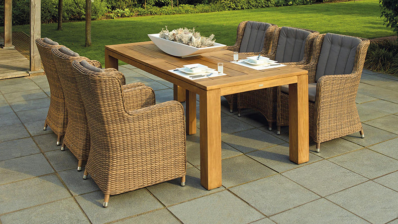 Patio Furniture: Plastic, Metal or Wood?
