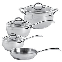 Oster Derrick 7-Piece Stainless Steel Cookware Set