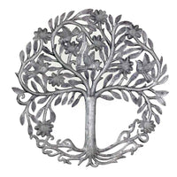 Rooted Tree of Life Wall Art - Croix des Bouquets