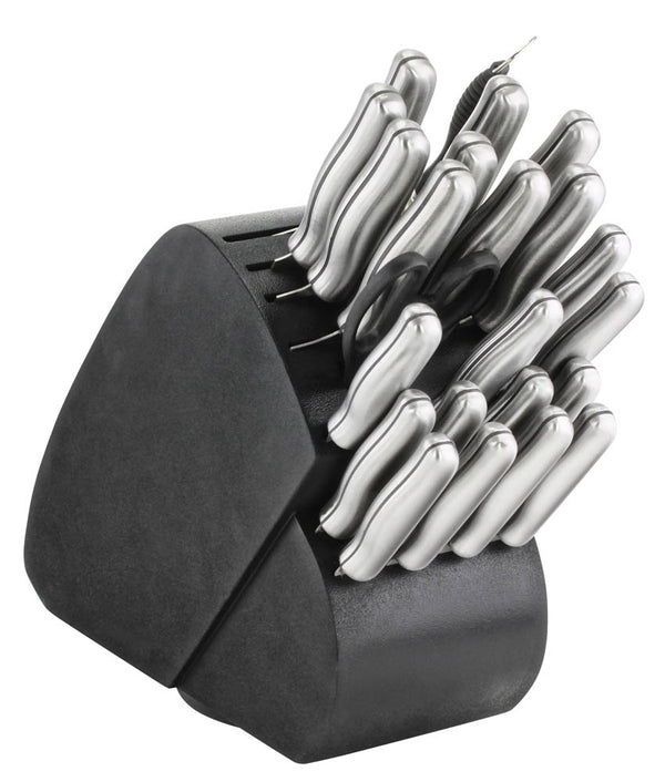 34-Piece Cutlery Set