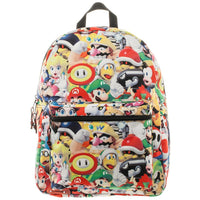 Super Mario Light Up Backpack
