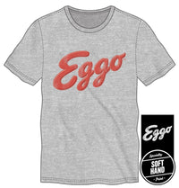 L'eggo My Eggo Logo Men's Gray T-Shirt