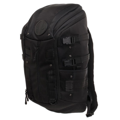Deadpool Tactical Backpack in All Black