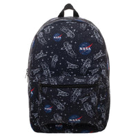 NASA Astronaut Sublimated Print Backpack