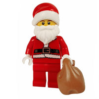 Santa Claus Collector's Edition Minifigure