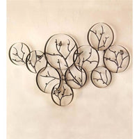 Birds On Branches Wall Art