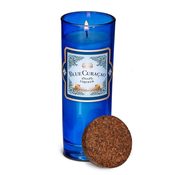 Blue Curacao Highball Scented Candle
