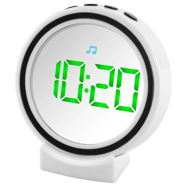 Bluetooth Makeup Mirror Clock