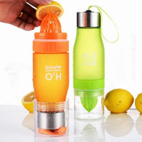 Citrus Infuser Water Bottle 650Ml