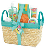 Coconut Lime Breeze Spa Gift Basket - JT Home & Away
