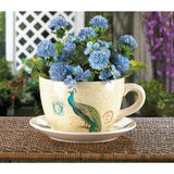 Decorative Teacup Planters In 3 Styles