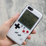 Digital Gameboy Tetris Case For Iphone 6/6S/plus 7/7 Plus 8/8