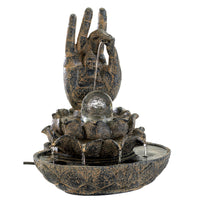 Hand of Buddha Fountain (Open Box)