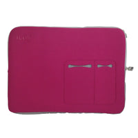 "iLuv 17"" Macbook Pro Sleeve - Pink"