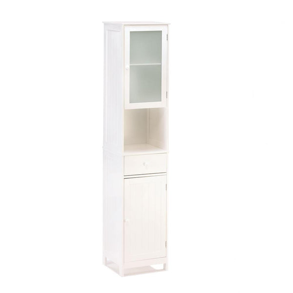 Lakeside Tall Bathroom Storage Cabinet