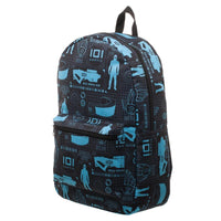 Ready Player One Innovative Online Industries Sublimated Print Backpack