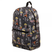 Naruto Sublimated Print Backpack