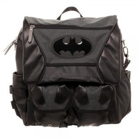 Batman Costume Inspired Utility Bag