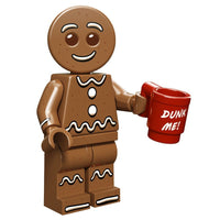 Gingerbread Man Collector's Edition Minifigure